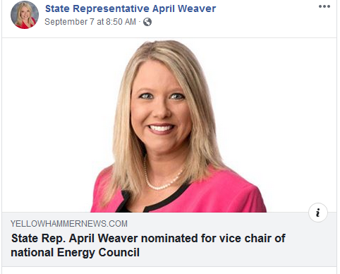April Weaver national energy Council