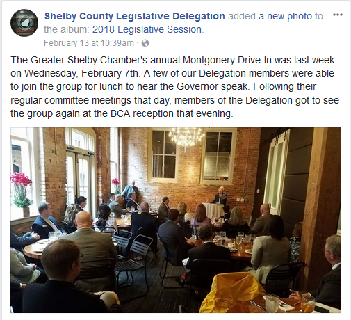 Greater Shelby Chamber
