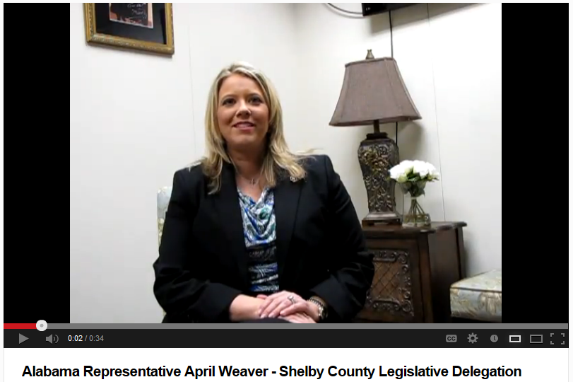 Shelby County Representative April Weaver Interview
