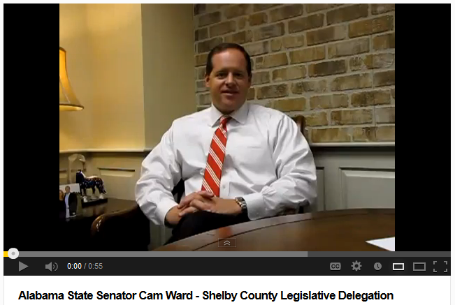 Shelby County Senator Cam Ward Interview